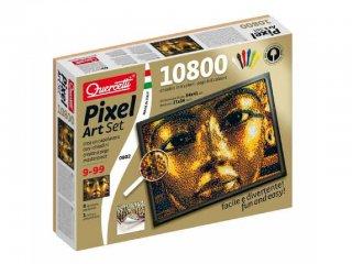 Pixel Art, Tutenkhamon (Quercetti, művészi tüskejáték képpontokkal, 9-99 év)
