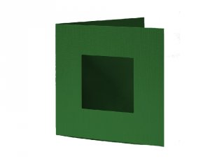 Pixelhobby díszkártya, zöld (20106, 4db/csomag, 6x6 cm-es alaplaphoz, 4-99 év)