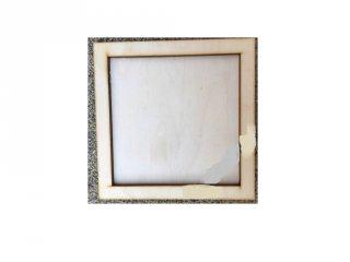 Pixelhobby fa képkeret 12x12cm-es képhez (60006, 7-99 év)