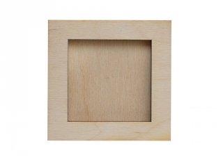 Pixelhobby fa képkeret (60001, 6x6cm-es képhez, 4-99 év)