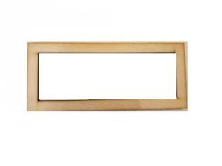 Pixelhobby fa képkeret (600033, 3 db 6x6cm-es képhez, 4-99 év)
