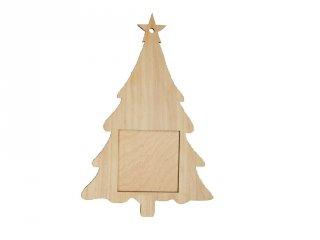 Pixelhobby fa képkeret, fenyőfa (60005, 3 db 6x6cm-es képhez, 4-99 év)