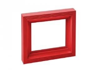 Pixelhobby műanyag képkeret, piros (20062, 10x12 cm-es alaplaphoz, 4-99 év)