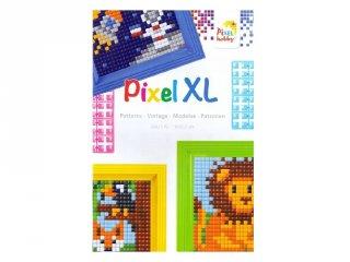 Pixelhobby, Pixel XL mintafüzet (21076, ötletfüzet 10x12 cm-es alaplaphoz, 4-6 év)