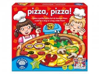 Pizza, pizza!, Orchard szín-, és formafelismerő, pizzakészítő társasjáték (3-7 év)