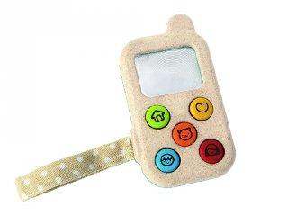 Plan Toys Az első telefonom, fa szerepjáték