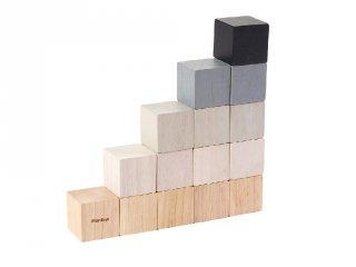 Plan Toys kockák, fa készségfejlesztő játék (1,5-4 év)