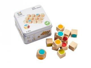Plan Toys memória játék, fa társasjáték