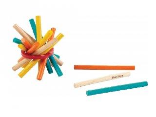 Plan Toys mini marokkó, fa ügyességi társasjáték