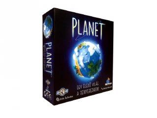 Planet Egy éledő világ a tenyeredben, családi stratégiai társasjáték (8-99 év)