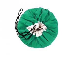 Play&Go játéktároló zsák, Klasszikus zöld (140 cm)