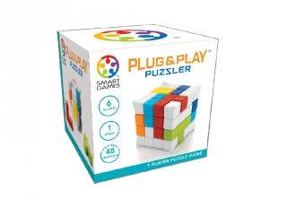 Plug & Play Puzzler, Smart Games egyszemélyes logikai játék (6-99 év)