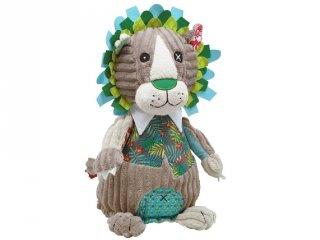 Plüss játék, Original JÉLÉKROS, az oroszlán (Deg, 36519, 26 cm-es plüssállat, 0-12 év)