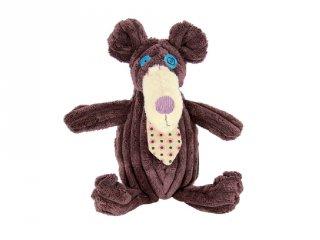 Plüss játék, Simply GROMOS, a medve (Deg, 32110, 15 cm-es plüssállat, 0-12 év)