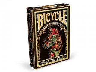 Póker kártya, Bicycle Warrior Horse (Fournier, 1027282, lovas partijáték, 8-99 év)