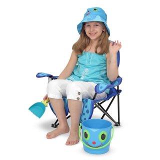 Polipos horgász szék, kemping szék