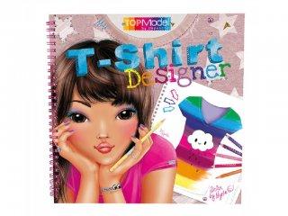 Póló tervező (TM, kreatív játék lányoknak, 6-12 év)