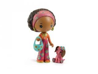 Poppy & Nouky, Djeco Tinyly álomvilág figura - 6957