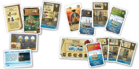 Port Royal Big Box, családi társasjáték (8-99 év)