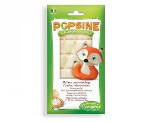 Pót Popsine, fehér (SentoSphére, kiegészítő a Porcelán-sütemény-, és a Porcelán-persely készítő termékeihez, 7-14 év)
