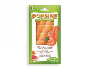 Pót Popsine, narancssárga (SentoSphére, kiegészítő a Porcelán-sütemény-, és a Porcelán-persely készítő termékeihez, 7-14 év)
