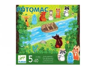 Potomac, Djeco logikai és kooperációs társasjáték - 8407 (5-10 év)
