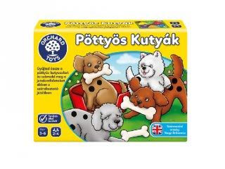 Pöttyös kutyák, Orchard számokat tanító játék (3-6 év)