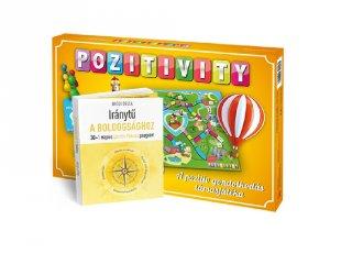 Pozitivity, a pozitív gondolkodás társasjátéka, felnőtt plusz csomag (20-99 év)