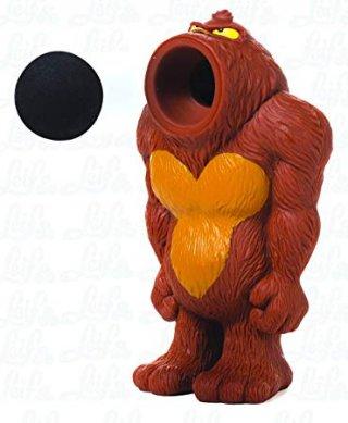 Puha hablabdás célbalövő játék, gorilla (3-12 év)