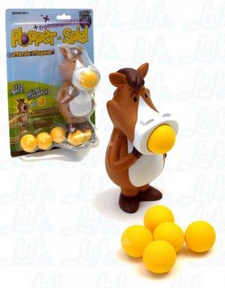 Puha hablabdás célbalövő játék, ló (3-12 év)