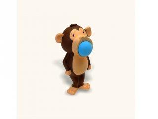 Puha hablabdás célbalövő játék, majom (3-12 év)