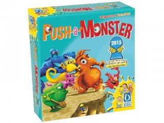 Push a Monster, Lökött szörnyek (Piatnik, ügyességi társasjáték, 5-8 év)