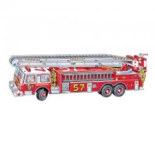 Puzzle: Vészhelyzet (TS Shure, 1149/12, Puzzle: Rescue vehicles, 24 db-os, 3-12 év)