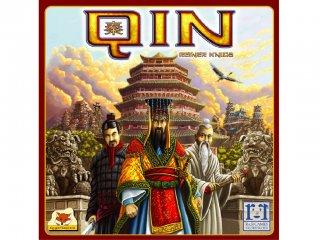 Qin (ejtsd:Csin, területfoglaló, stratégiai társasjáték, 8-99 év)