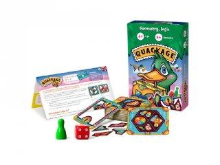 Quackage, Hápizsák Brainy Band logikai társasjáték (4-12 év)
