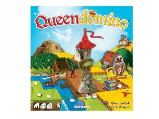 Queendomino, stratégiai társasjáték (BO, lapkalehelyezős játék, 8-99 év)