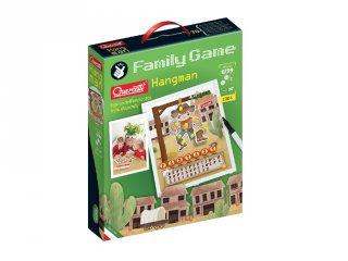 Quercetti Family Game Akasztófa, szójáték (6-99 év)