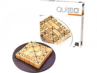 Quixo classic, 5x5-ös amőba (Gigamis, kétszemélyes stratégiai társasjáték, 8-99 év)