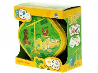 Quizoo, állatos kvízjáték (BO, gyorsasági társasjáték, 6-14 év)