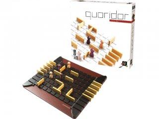 Quoridor Classic (Gigamic, kétszemélyes stratégiai társasjáték, 6-99 év)
