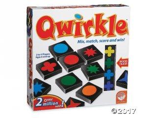 Qwirkle - formák, színek, kombinációk! (Schmidt Spiele, logikai társasjáték, 6-99 év)