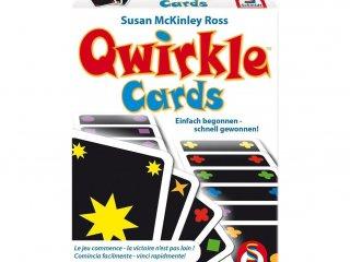 Qwirkle Cards (Schmidt Spiele, logikai kártyajáték, 8-99 év)