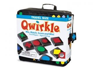 Qwirkle Travel (Schmidt Spiele, logikai, utazó társasjáték, 8-99 év)