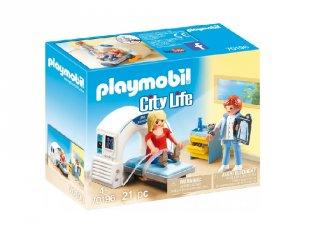 Radiológia, Playmobil szerepjáték (70196, 4-10 év)