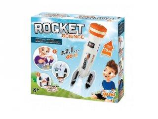 Rakéta készítő, Buki tudományos építőjáték (8-14 év)
