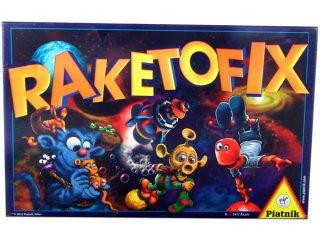 Raketofix (Piatnik, családi, tér-, és formafelismerő társasjáték 5-99 év)