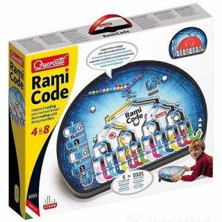 Rami Code, színválogató kódolós logikai játék, (q1015, 4-8 év)