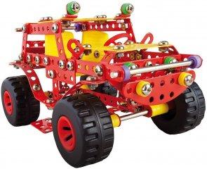 Ranger Red Dragon fém építőjáték, 354 db-os tudományos építőkészlet (8-14 év)