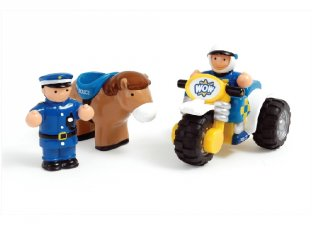 Rendőr őrjárat, Wow Toys szerepjáték (1,5-5 év)