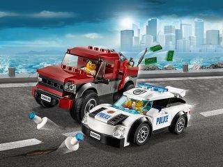 Rendőrségi hajsza (Lego City, 60128, 184 db-os, 5-12 év)